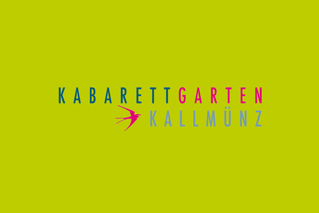 Kabarettgarten Kallmünz 2018